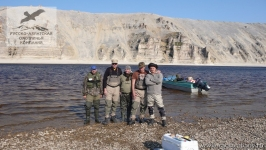 Сплав по реке Оленёк, Якутия