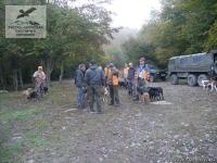 Выезд на загонную охоту в Болгарию